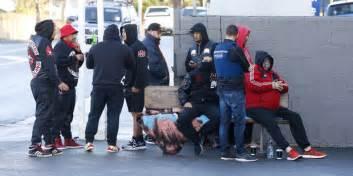 gang pair  raid arrests   bars otago