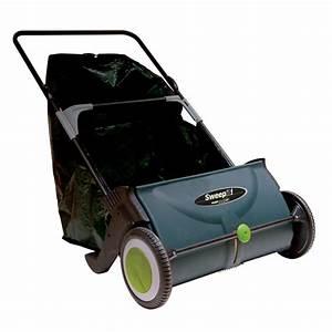 Yardwise U2122 25 U0026quot  Sweepit  Lawn Sweeper