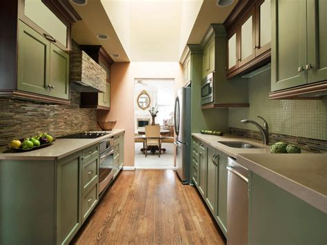 corridor kitchen design ideas galley kitchen remodeling pictures ideas tips from