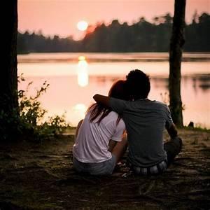 boy, couple, cuddle, cute, girl, love - image #40732 on ...