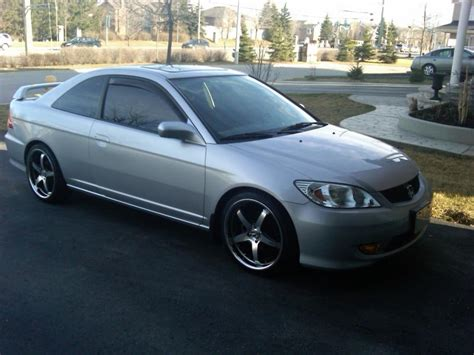 2005 honda civic 2dr coupe si ex headers honda tech