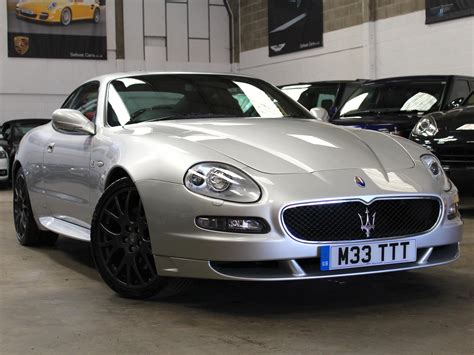 electric power steering 2006 maserati gransport on board diagnostic system used 2006 maserati gransport v8 for sale in essex pistonheads