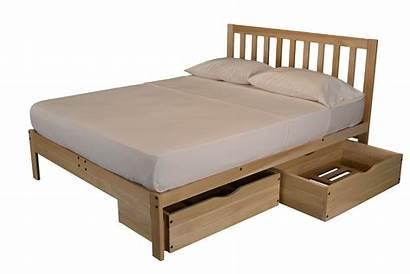 Bed Platform Headboard Unfinished Drawers Blanket Beds