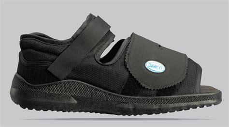 delta shower darco medsurg surgical post op shoe surgical shoes