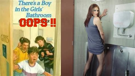the first gender neutral bathroom opens youtube