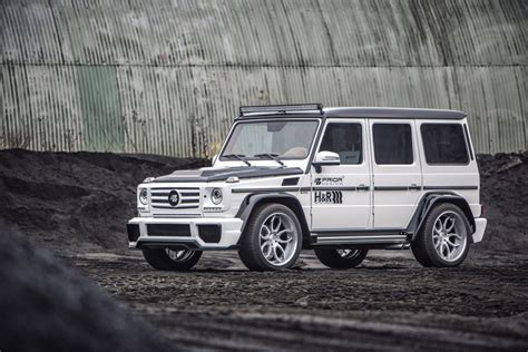 mercedes g klasse tuning mercedes g class w463 tuning pd wide aerodynamic kit m d exclusive cardesign