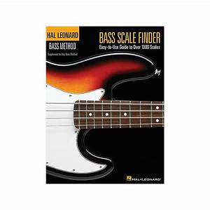 Hal Leonard Bass Method  Bass Scale Finder