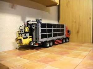 Aufbewahrungsbox Für Lego : stapler f r lkw zum selbstladen aus lego technic youtube ~ Buech-reservation.com Haus und Dekorationen