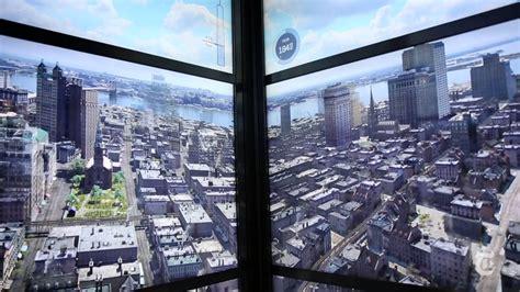One Wtc Observation Deck Elevator by One World Trade Center Een Inspiratiebron