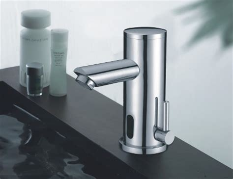 electronic hands  sensor faucets sanliv kitchen