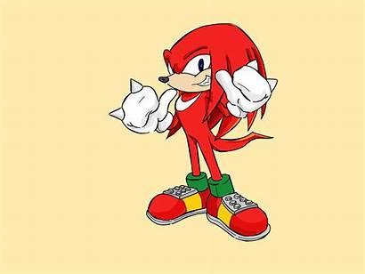 Sonic Characters Draw Wikihow Hedgehog Cartoon Gambar