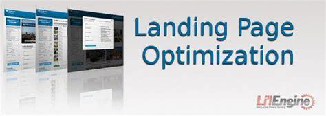 Web Page Optimization by Landing Page Optimization 171 Web