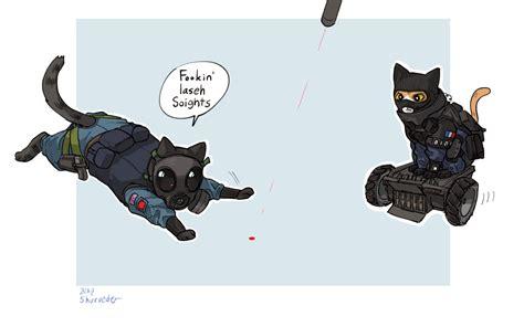 【r6s】『レインボーシックスシージ』シージ民は犬より猫派?第二弾カヴェイラ、フロスト、サッチャー、トゥイッチ