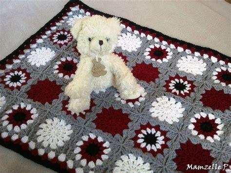 232 best images about crochet starburst sunburst on crochet baby blankets flower