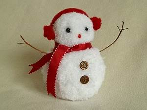 Easy Snowman Craft Ideas