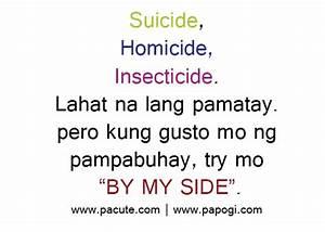 Kilig Tagalog Quotes. QuotesGram