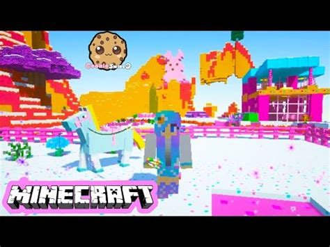 cookieswirlc minecraft game play sugar world animals baby