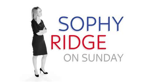 Sophy Ridge on Sunday Interview with Suella Braverman ...