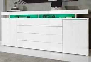Sideboard Weiß 200 Cm : sideboard breite 200 cm online kaufen otto ~ Markanthonyermac.com Haus und Dekorationen