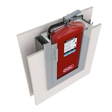 Semi Recessed Extinguisher Cabinet Revit Family by Extinguisher Cabinet For Oval Brand Extinguisher Model