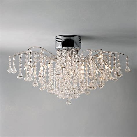 buy lewis callisto semi flush ceiling light lewis