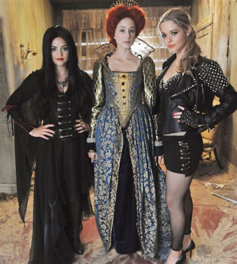 Pll Halloween Special Season 2 by Pretty Little Liars Halloween Special Quot The First Secret