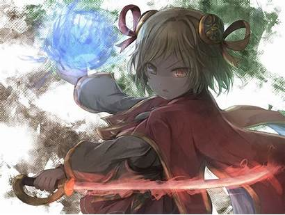 Anime Waifu Fantasy Djeeta Granblue Desktop Wallpapers