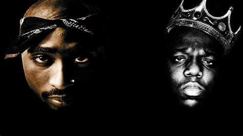 Tupac And Biggie Wallpaper Wallpapersafari