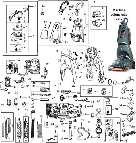 bissell  proheat  healthy home upright vacuum