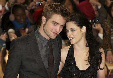 Robert Pattinson Kristen Stewart
