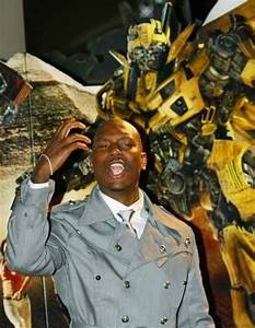 Transformers: The Revenge of the Fallen. Tyrese Gibson ...