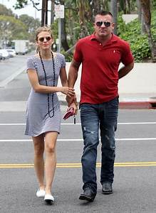 AnnaLynne McCord And Beau Dominic Purcell Enjoy Cheesecake ...