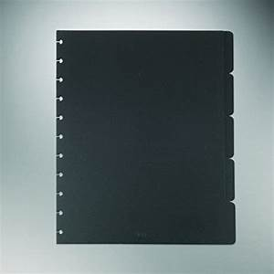 staples arc notebook tab dividers letter sized black 9 With notebook with letter tabs