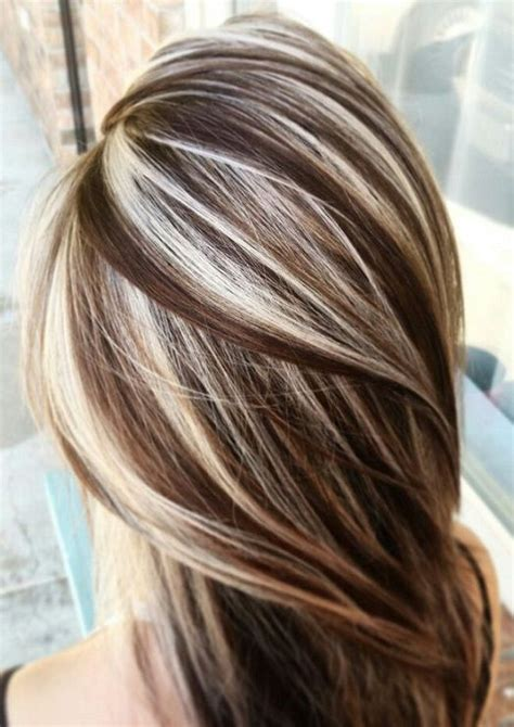 With Highlights Hairstyles by 20 Coffee And Highlights And Lowlights Hairs 2018