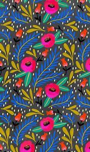 Patternbank | Jess Phoenix – Creative Blooms in 2020 ...