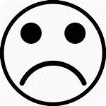 Emoji Sad Face Icon Emoticon Smiley Expression