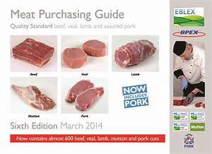Meat Purchasing Guide Now Features Pork