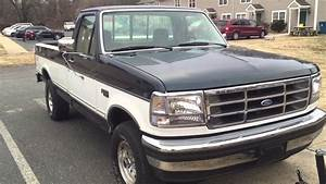 1995 Ford F150 - My Truck