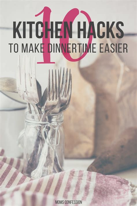 Kitchen Hacks That Make Cooking Easier by 10 Kitchen Hacks You Must Try To Make Dinner Time Easier