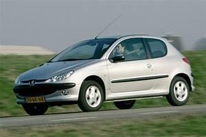 Peugeot 206 1 4 X-line  2005  Autotest