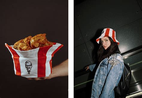 kfc  launched  bucket hat