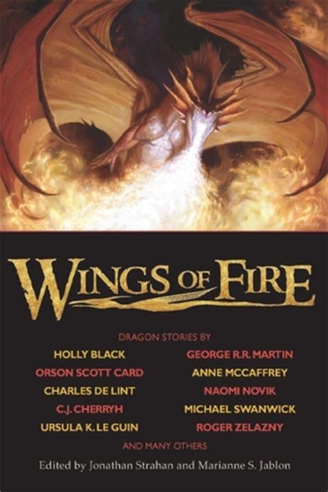 wings  fire  jonathan strahan