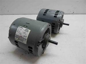 General Electric Ge 2 Speed Ac Motor 3  4 Hp Model 5kh47kr327gs Volts 115
