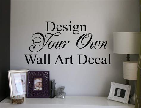 bathroom design tool design your own quote custom wall decal sticker
