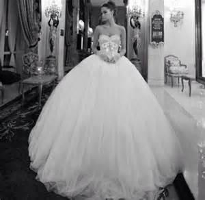my big wedding dresses wedding dresses big tulle wedding dress 2029527 weddbook