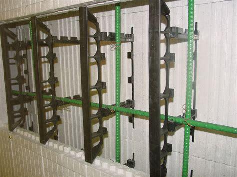 concrete forming tips insulating concrete form