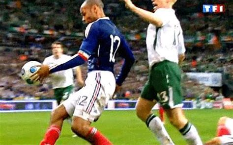french sports thierry henry defended by french sports minister rama yade