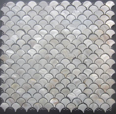 Shell Tile Manufacturers by Aliexpress Buy Free Shipping Of Pearl Tile