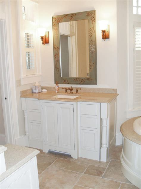 Bathroom With Bronze Fixtures by Bronze Fixtures Spice Up Traditional White Bathroom Hgtv