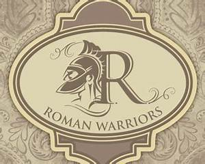 Roman Warriors Designed by agenciakpelo | BrandCrowd